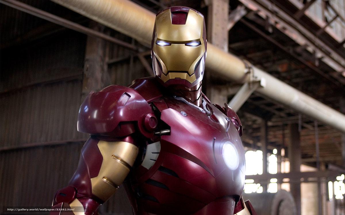 Imágenes Full HD de Iron Man