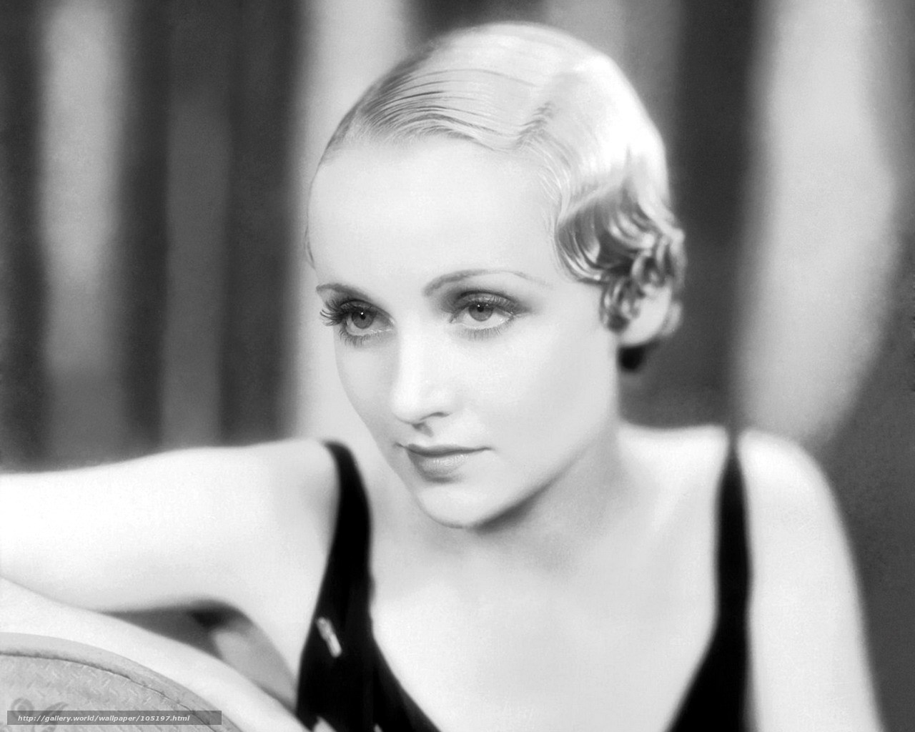 Download Wallpaper Carole Lombard Actress Movie Star