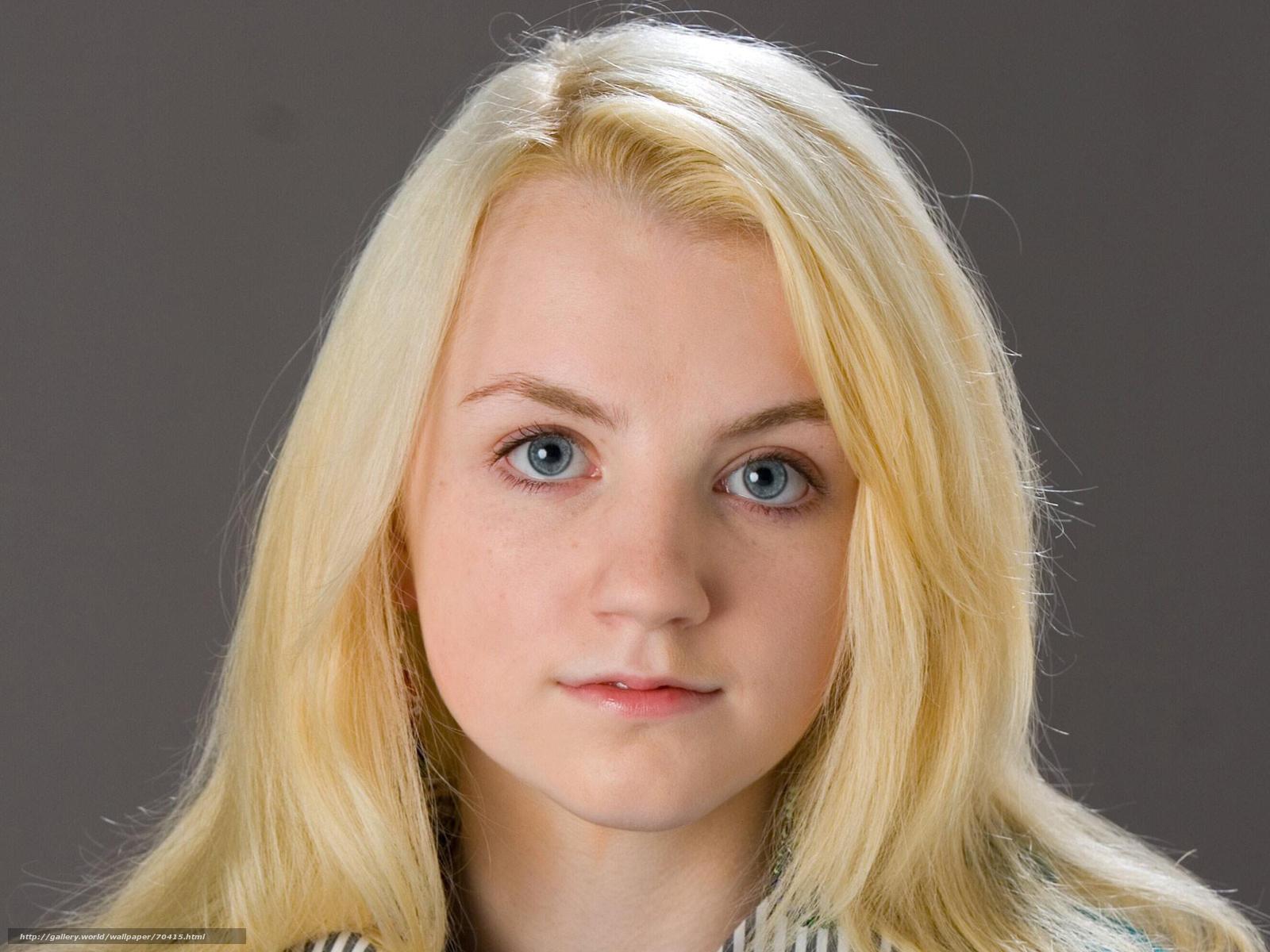 Evanna Lynch Anorexia