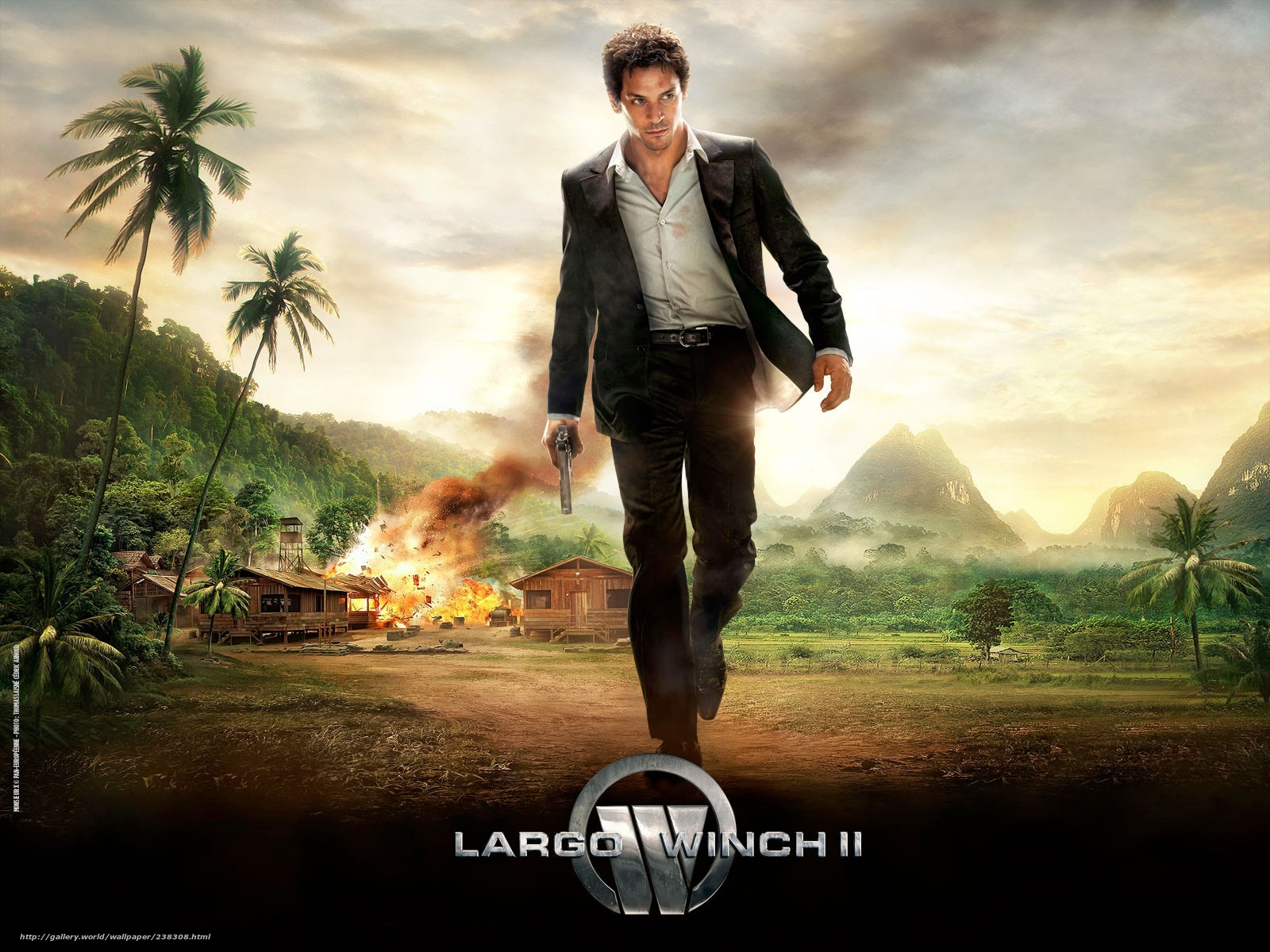 Largo Winch Tome 2