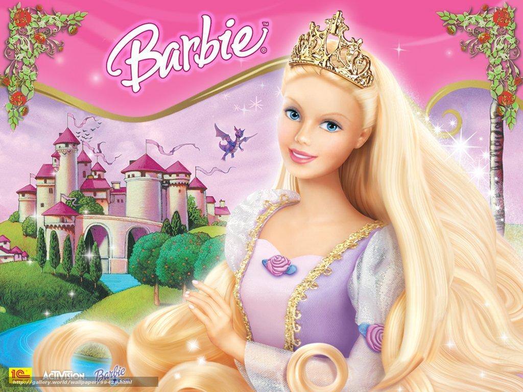 Картинка 99429 барби и дракон barbie as