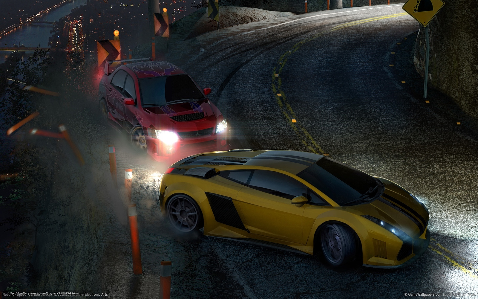 descargar juego de need for speed carbon para pc