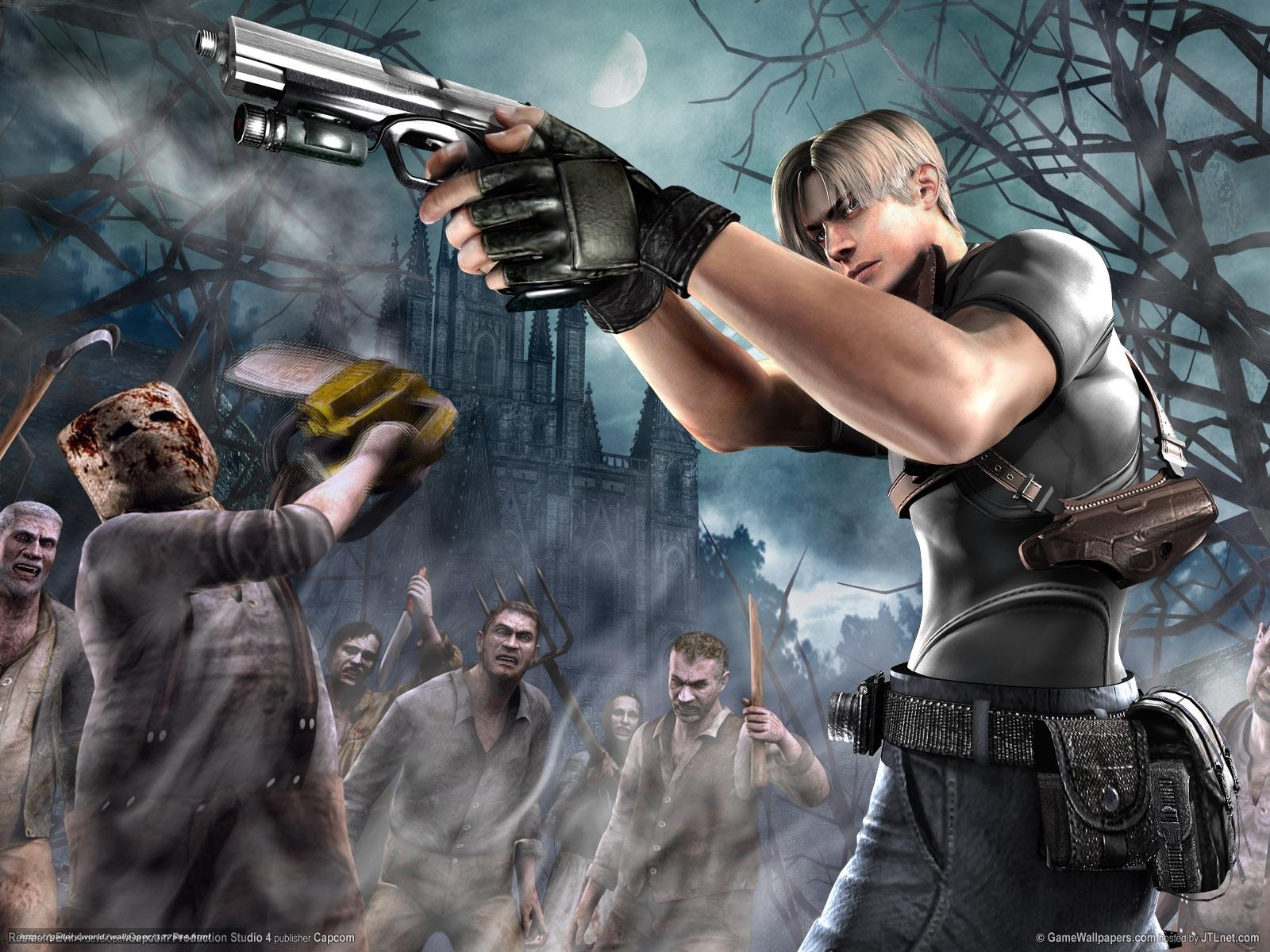 Resident Evil 4 - RIP2