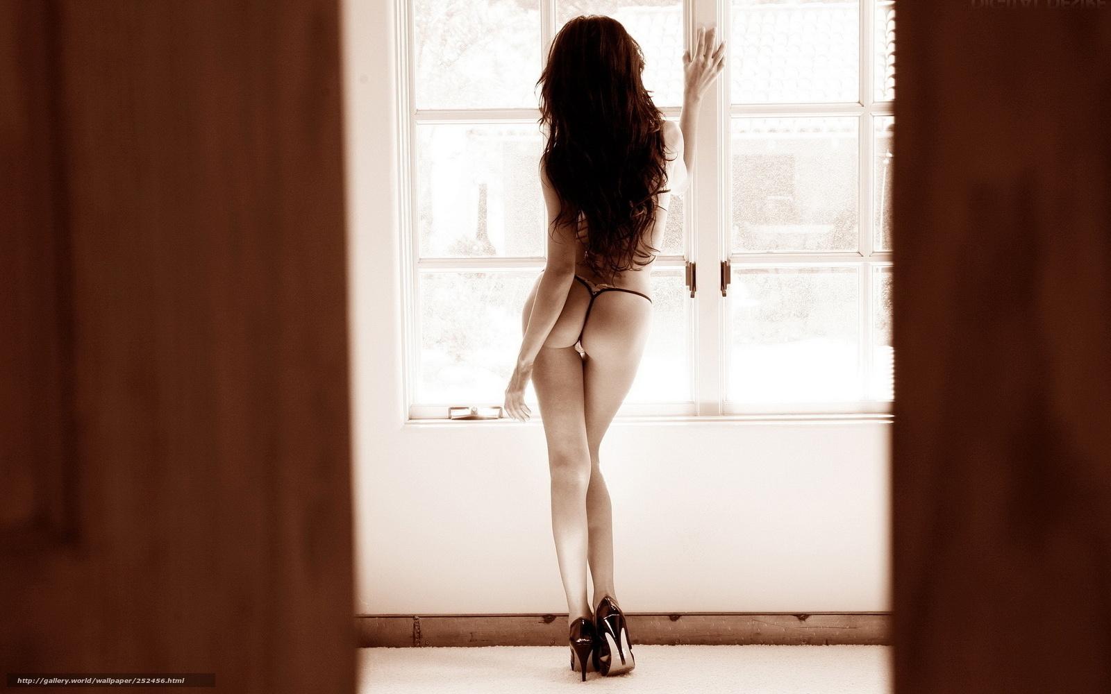 Секс с девушкой длинные волосы 4 фотография