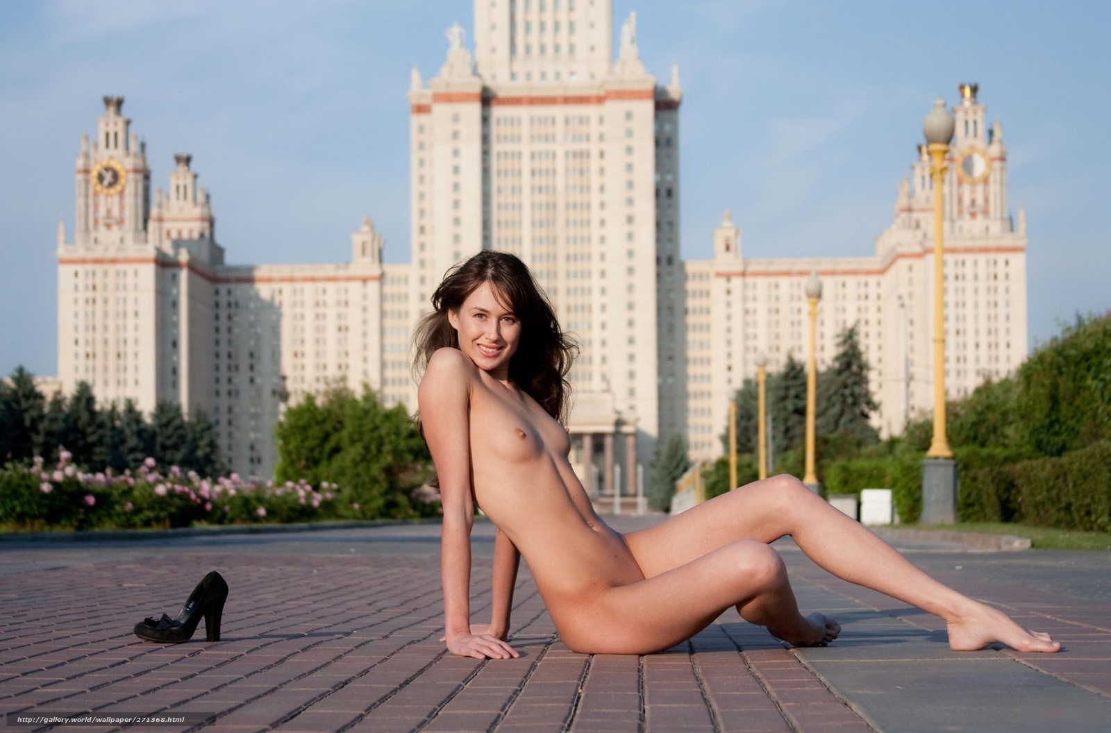 Русские на порносъемках 7 фотография