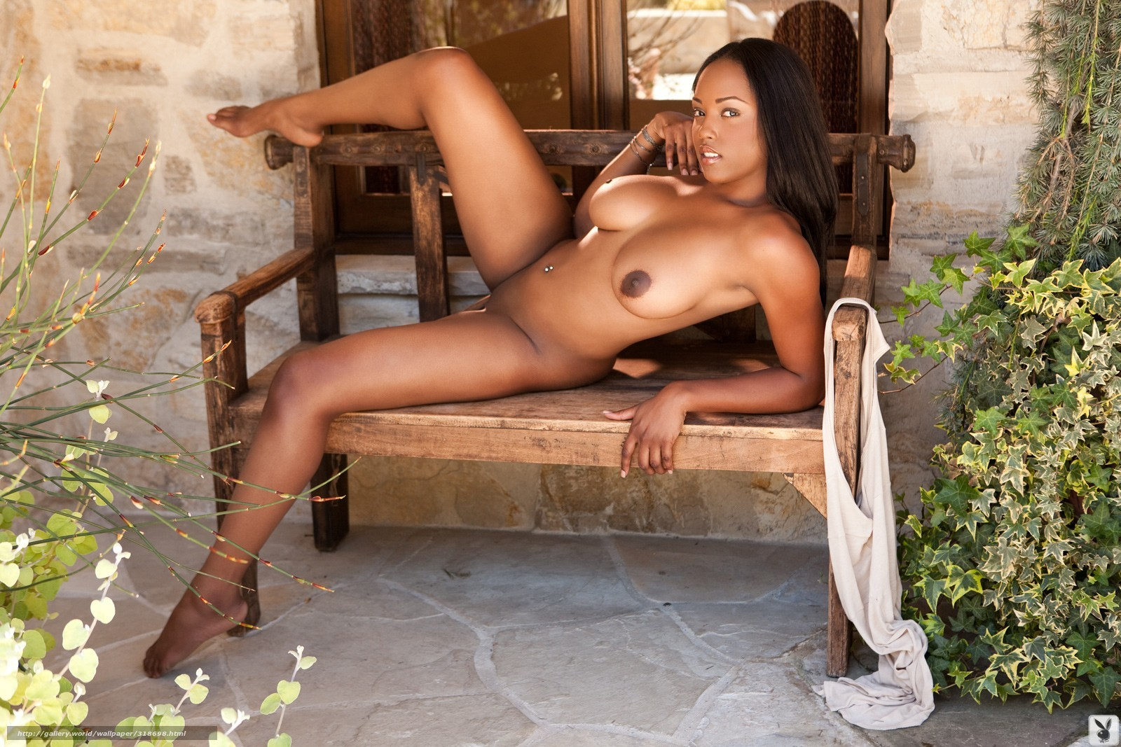 Hottest black nude pussy playboy pics
