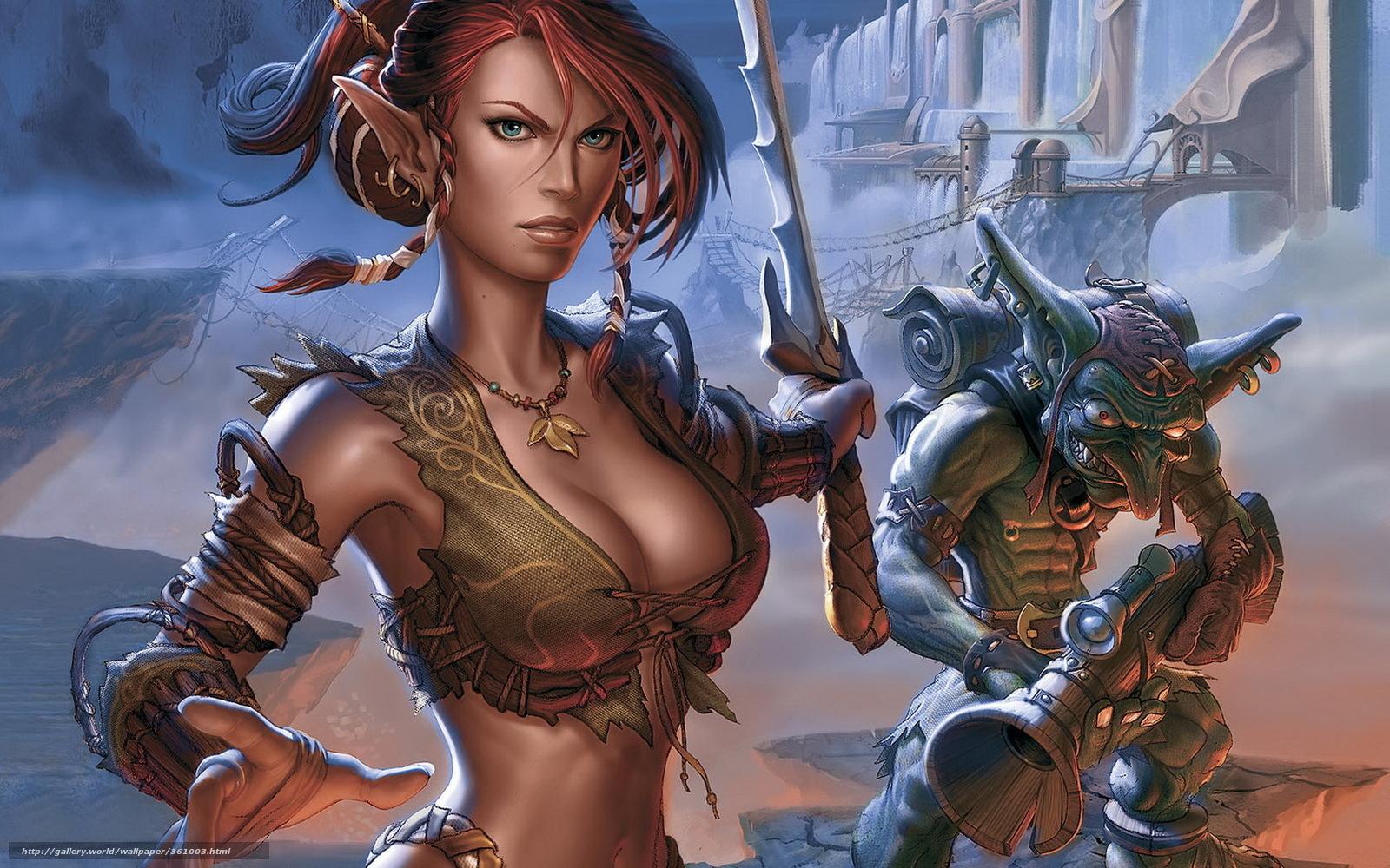 3d elf princess and goblins xxx movies