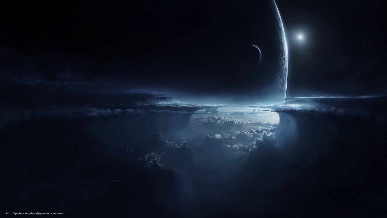 Небо атмосфера облака ночь высота