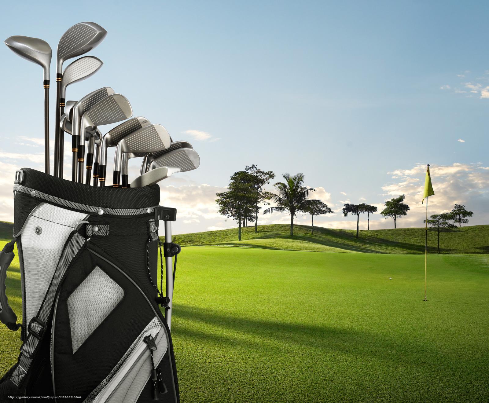 Desktop Wallpaper: Golf Desktop Wallpaper