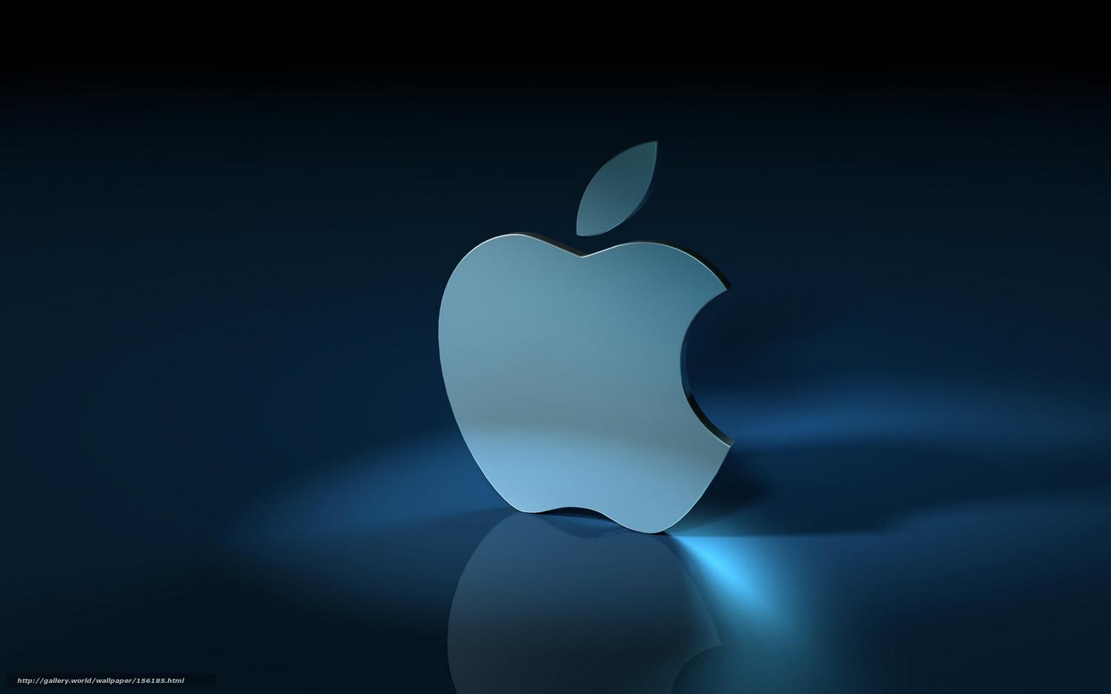 Apple logo 3d wallpaper 740697 - Original apple logo wallpaper ...
