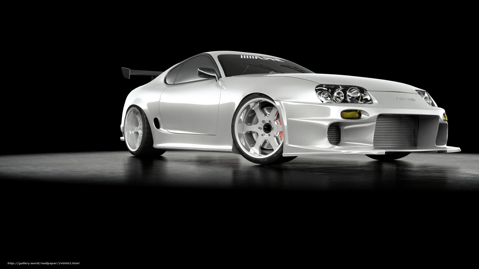 Supra Turbo Wallpaper
