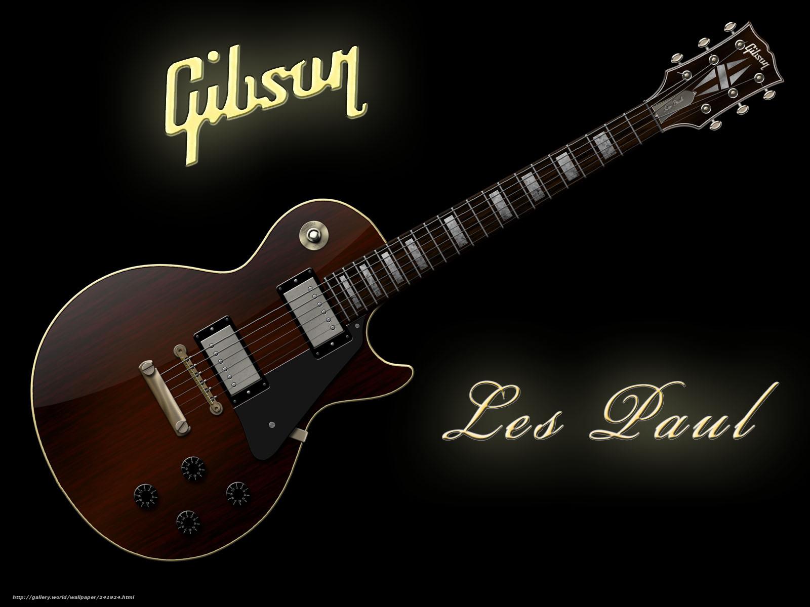 gibson guitar wallpaper - photo #1