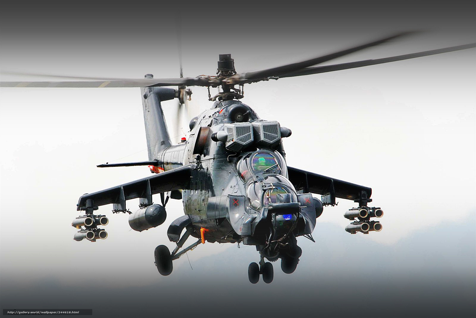 Which attack helicopter for Iraq? - Page 2