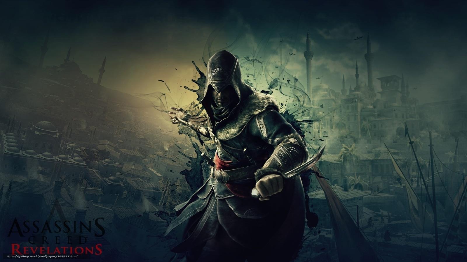 Assassins Creed Wallpaper 1080p: 1080p Wallpaper Here