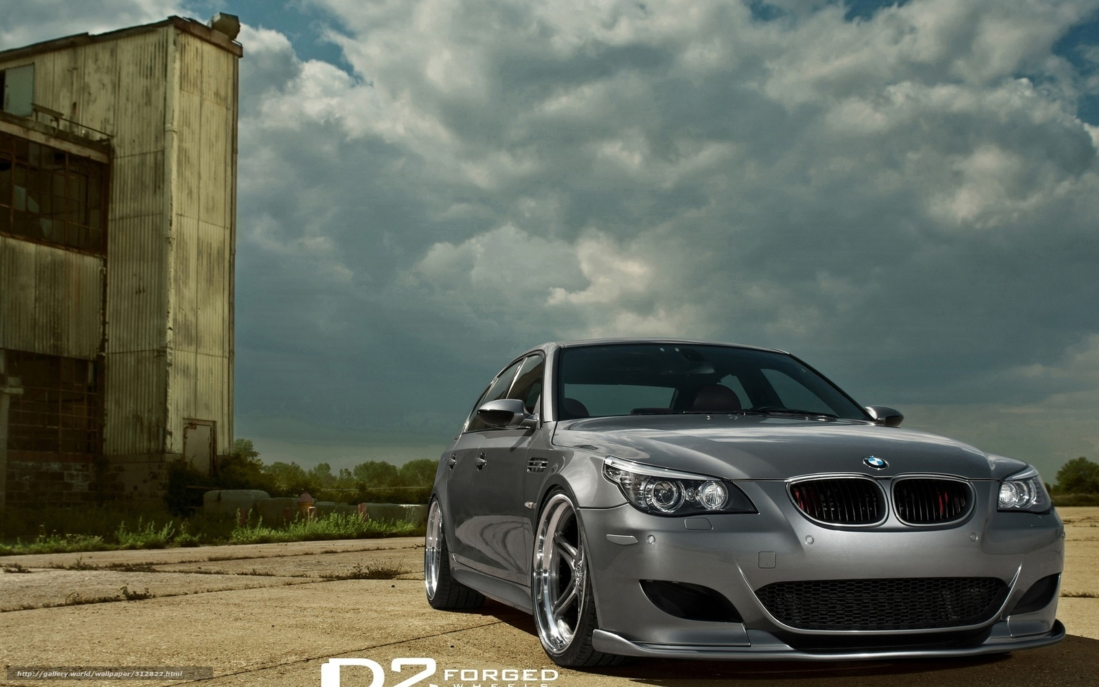 Download wallpaper bmw, m5, e60, d2forged free desktop wallpaper in ...