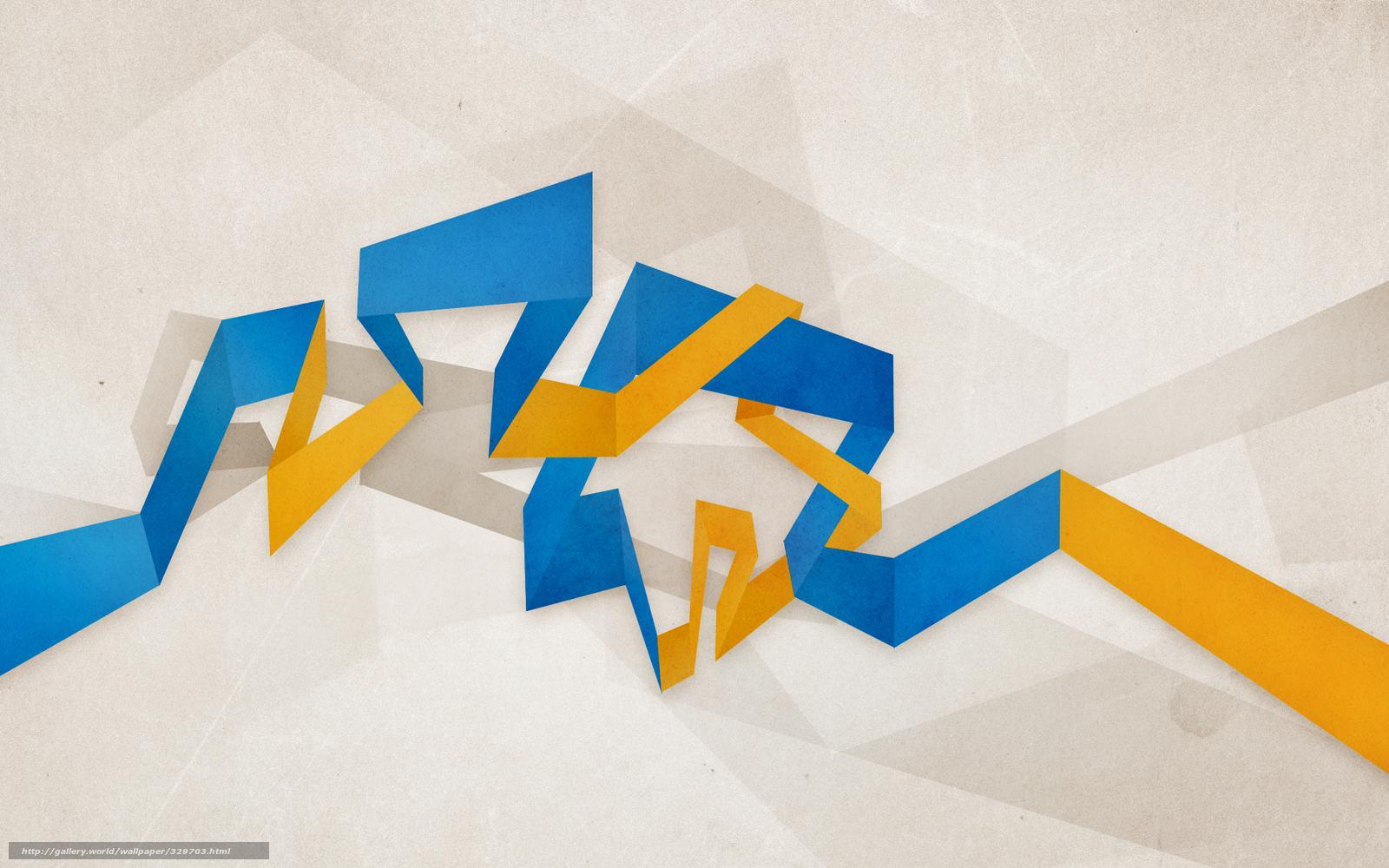 Цвета абстракция линии ленты полоса