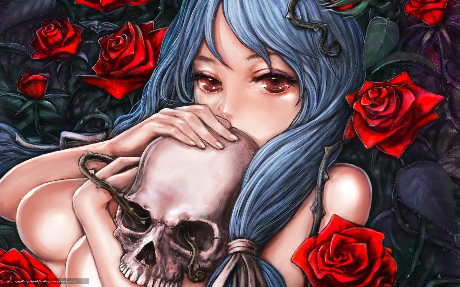 Skull and girls nude wallpapers xxx scenes