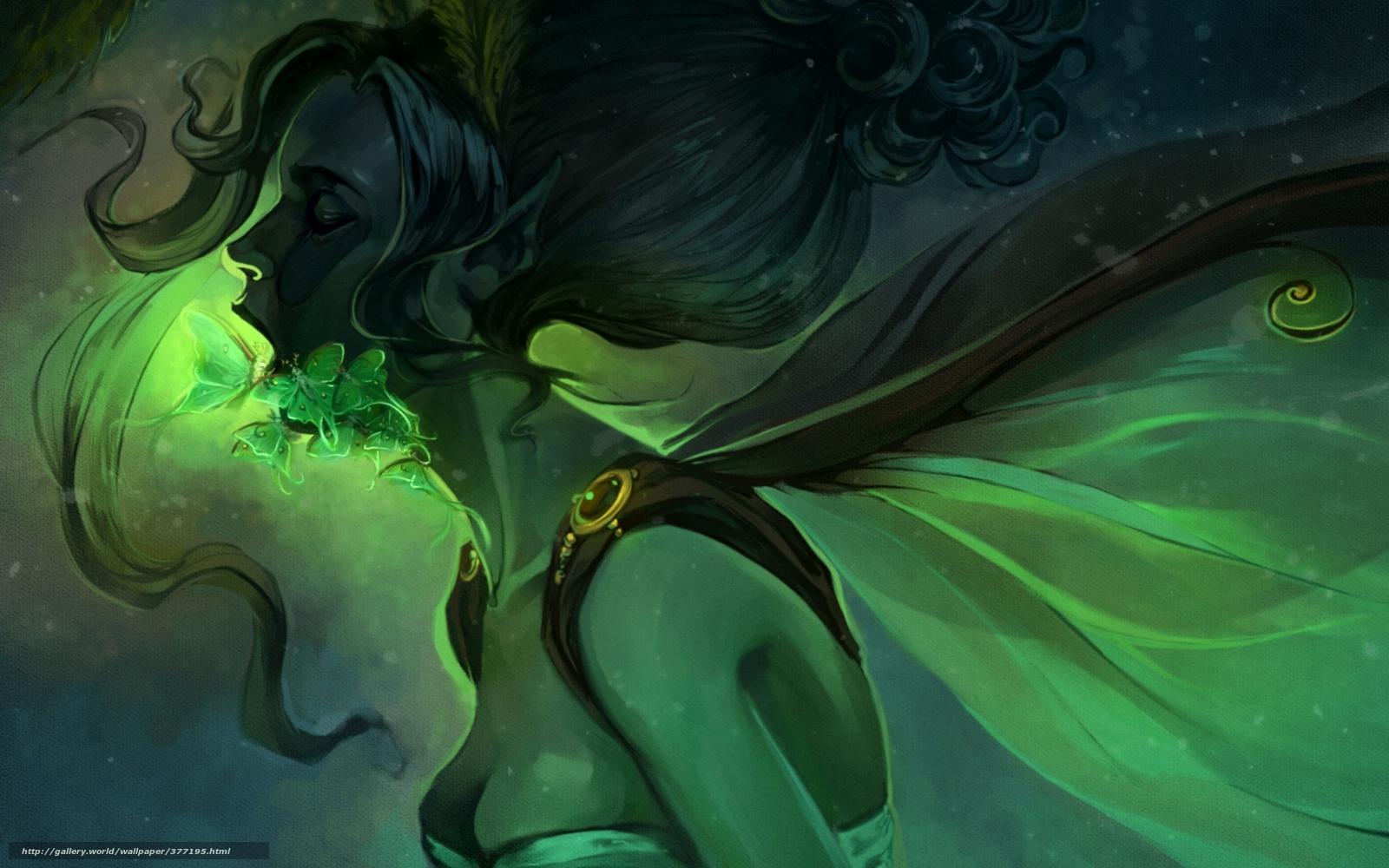 Descargar gratis Elfo,  mago,  Fantasa Fondos de escritorio en la resolucin 1920x1200 — imagen №377195