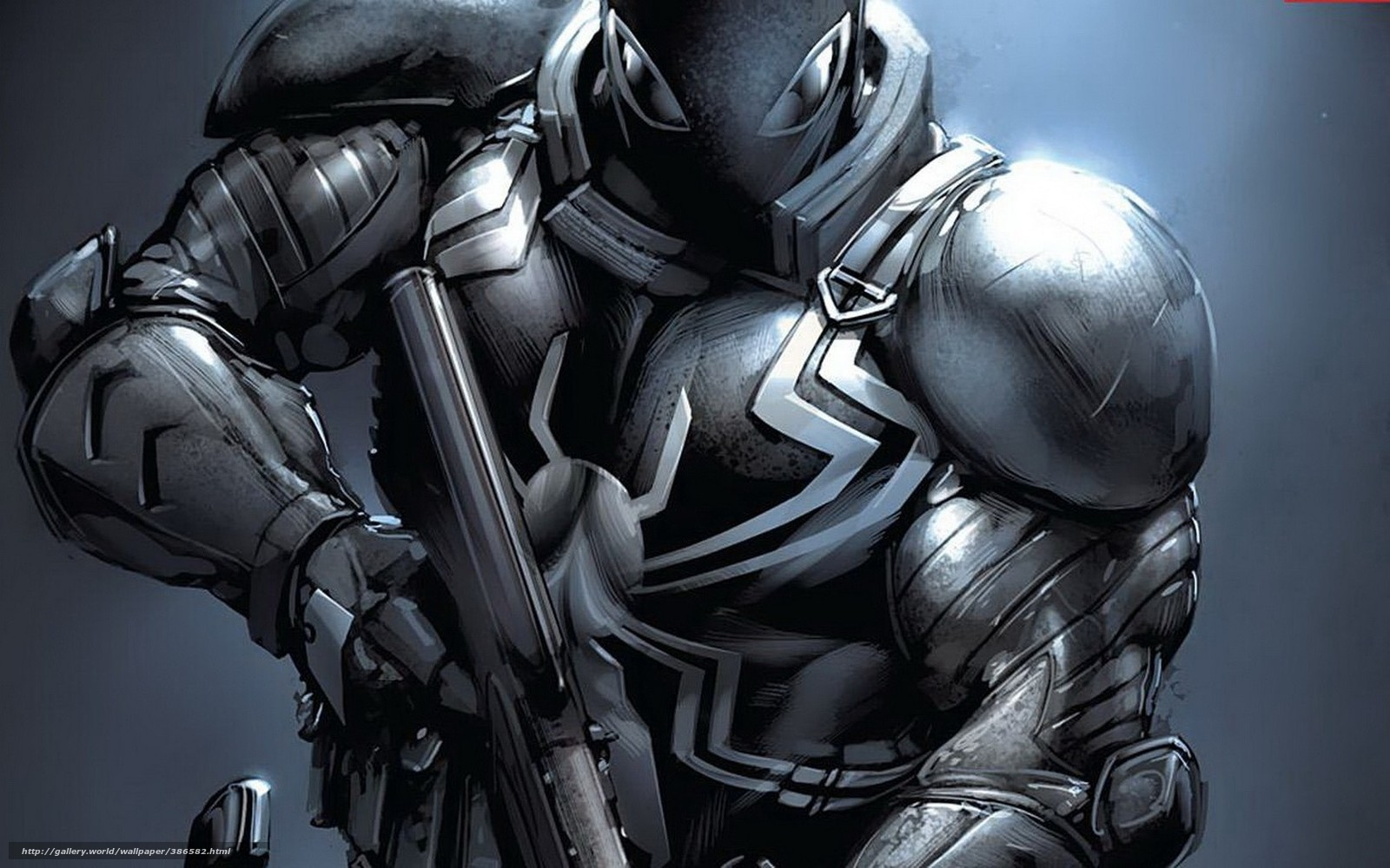 ... this version of venom over the old one seriously venom now is awesome