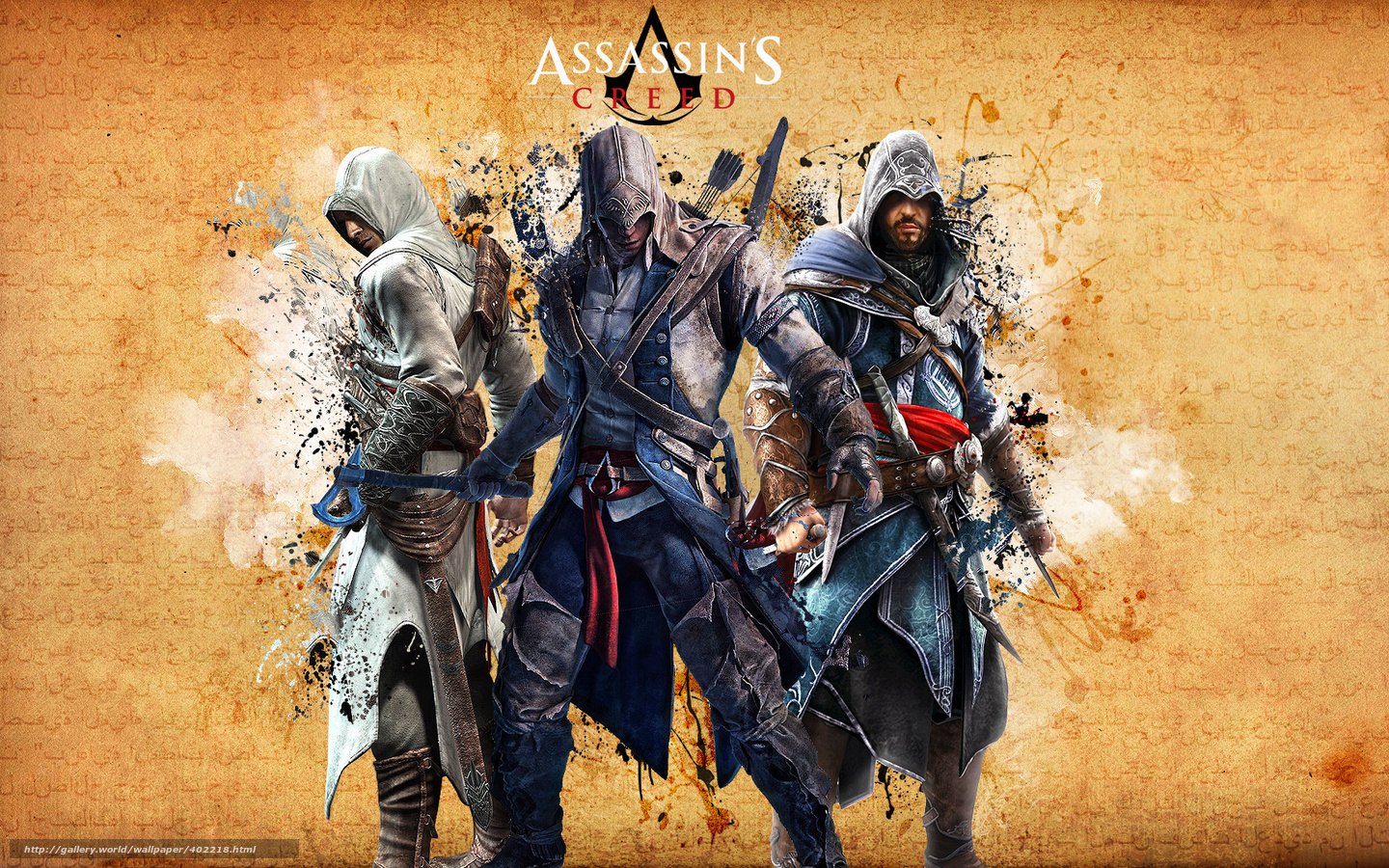Screens Zimmer 4 angezeig: serial assassins creed 2