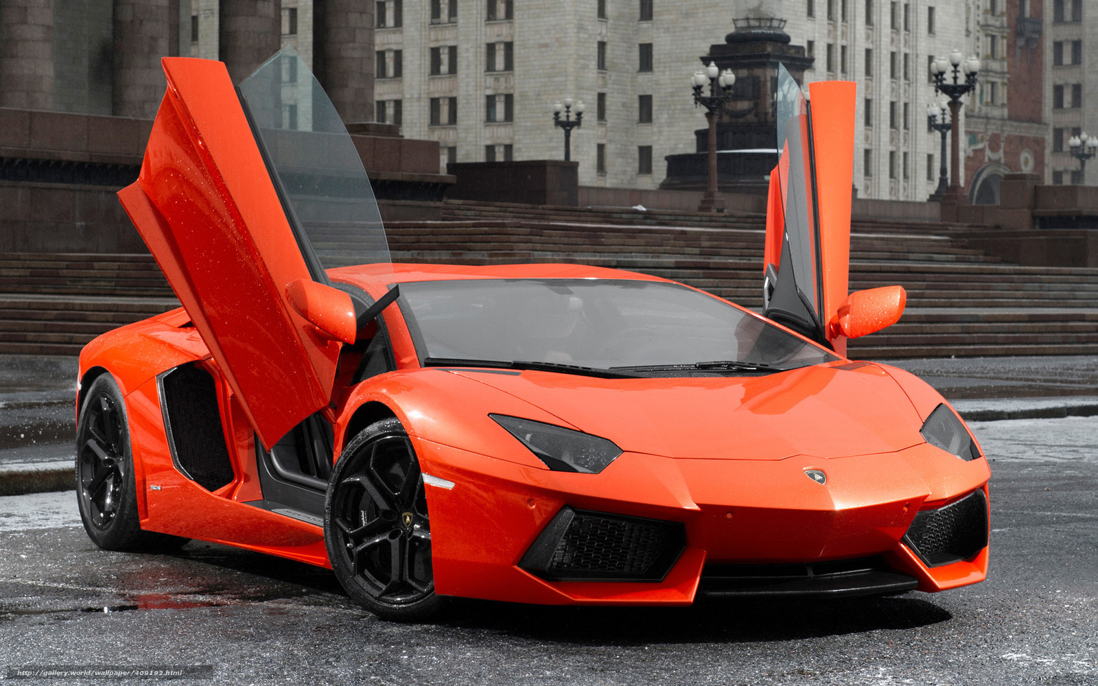 Aventador & Lambo Doors!