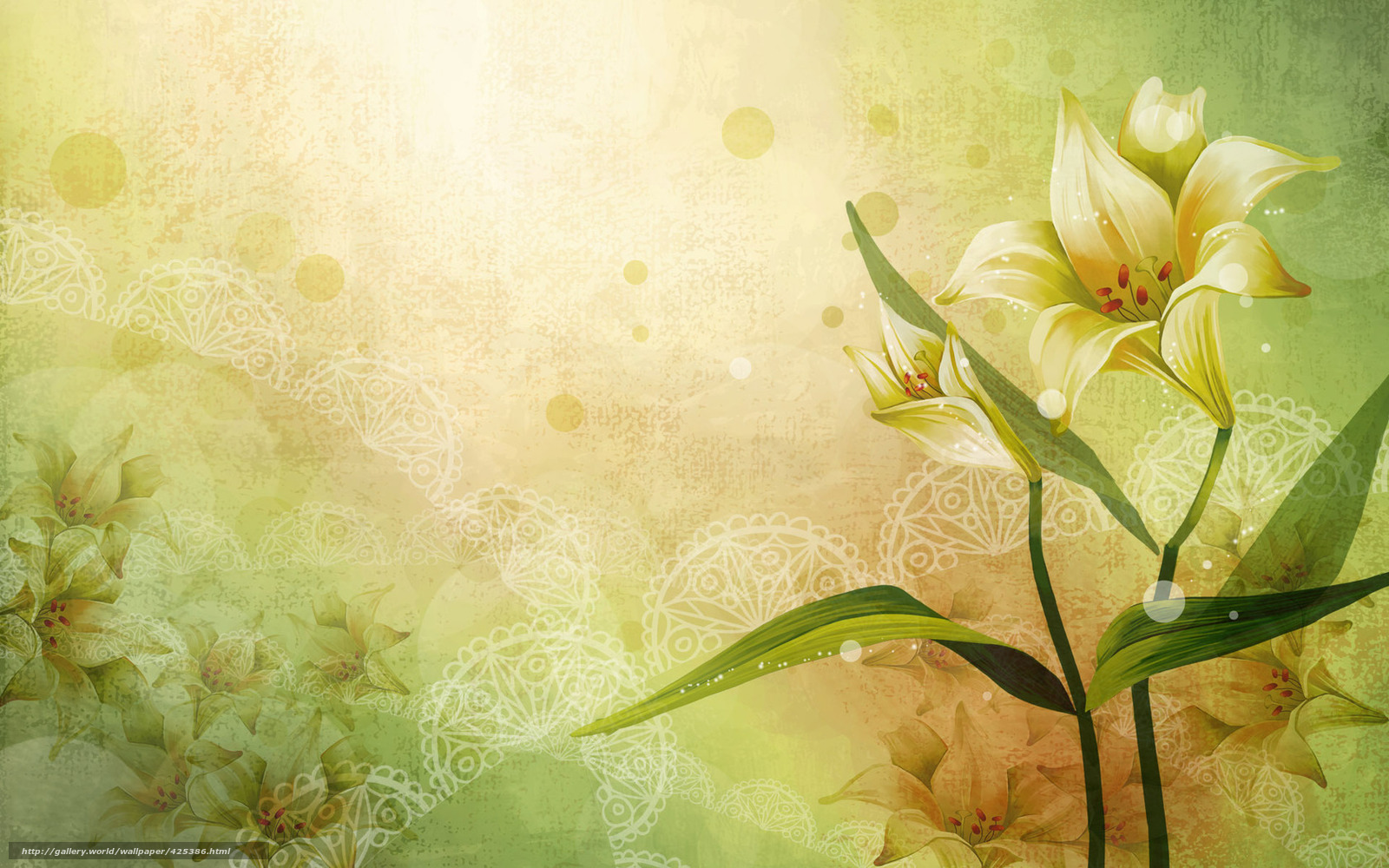 Рисунок арт цветы узоры вектор