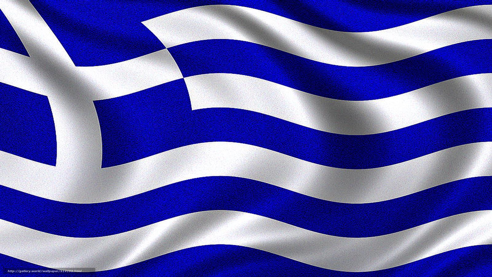 Скачивание изображения: флаг Греческой Республики - flag of greece, Греческий флаг, Флаг Греции 514198 / Разрешение: original /