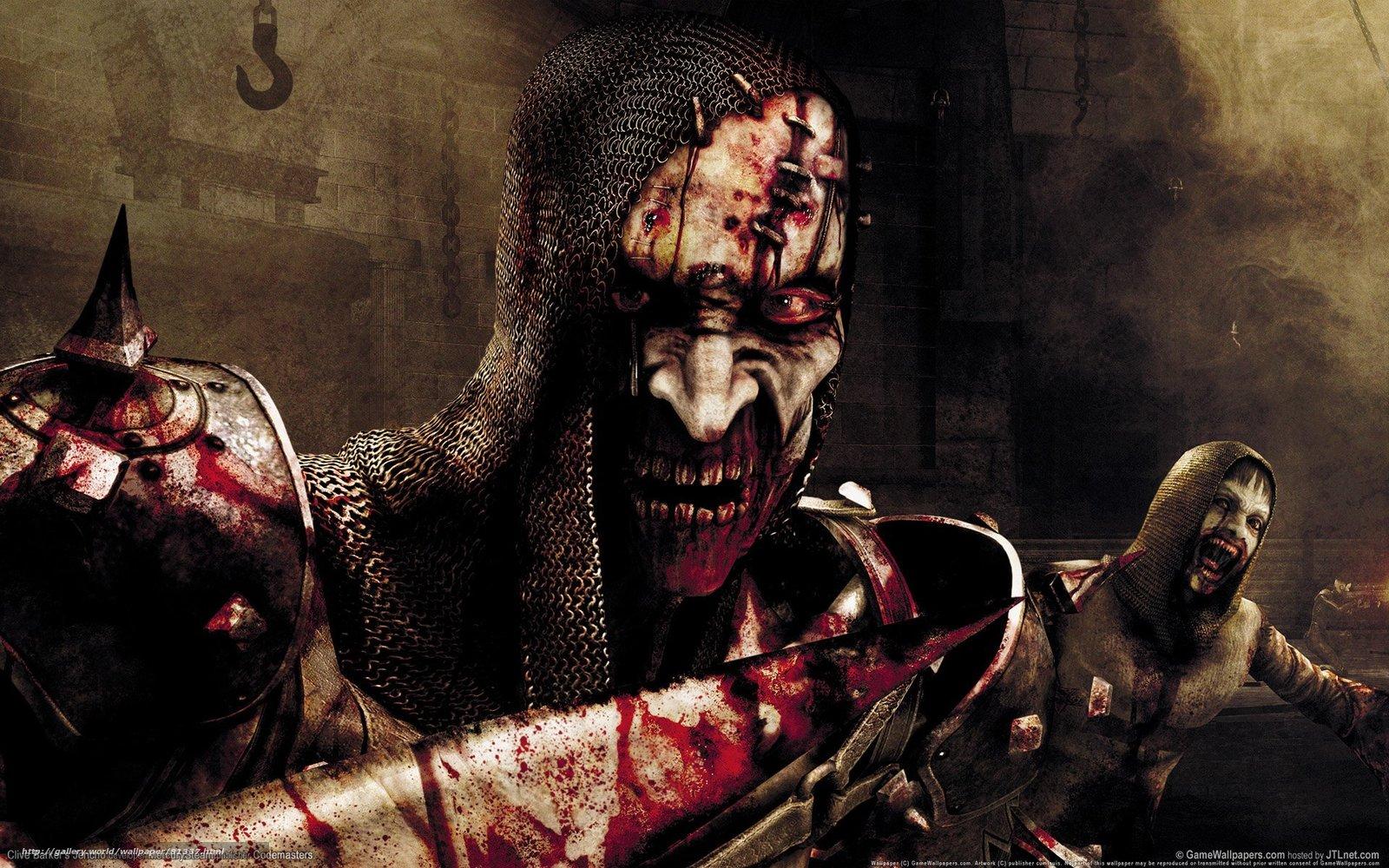 Зомби кровь ужас латы www источник