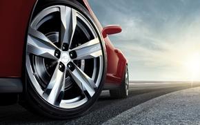 Шиномонтаж и комплексная балансировка колес, мойка люкс со скидкой до 57% от...