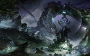 Башни магов картинка