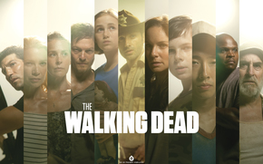 wandelnden Toten, The Walking Dead, Serie, seriell, Akteure, Akteure