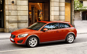 Volvo c30 sports coupe фото
